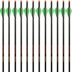 12 New 2018 Gold Tip Arrows Hunter 300 340 400 500 1 Dozen 2