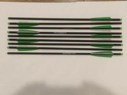 20 inch Carbon Crossbow Bolts Hammerfist Hobo Archery Produc