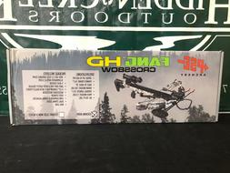 2020 PSE Archery Fang HD Package Crossbow BRAND NEW