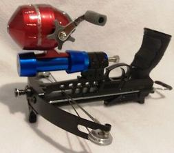 60 lbs MANTIS fishing compound pistol crossbow  with fishing