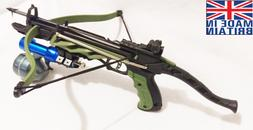 """80 lbs Anglo Arms FISHING CROSSBOW WITH  11"""" FISHING  BOLT A"""
