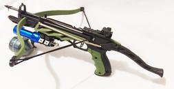 80 lbs MANTIS FISHING CROSSBOW WITH MORRIS 80 BOLT AND FISHI