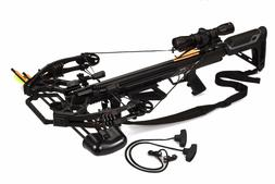 Bruin Ambush 410 Crossbow Package w/ Scope, Bolts, Quiver an