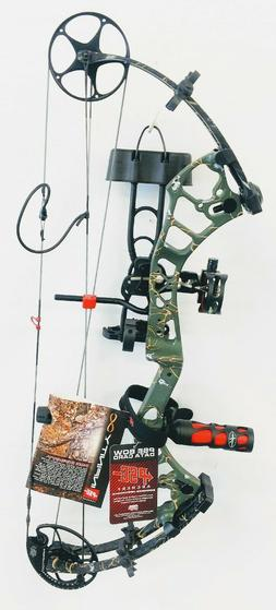 PSE Archery Infinity, 60lbs, RH  Ready to Shoot package