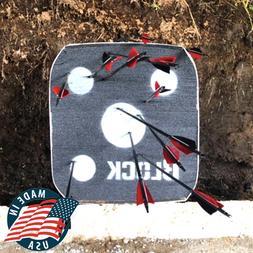 Archery Target Block Bow Crossbow Arrow Portable