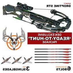 Barnett Droptine STR Crossbow Complete Hunting Package!