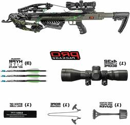 Killer Instinct Boss 405 Illuminated 4x32 Scope Crossbow Pac