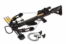 Bruin Ambush 345 Crossbow Package w/ Scope, Bolts, Quiver an