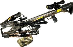 Bruin Ambush 410+ Crossbow Package w/ Scope, Bolts, Quiver a