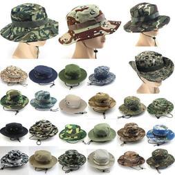 Bucket Hat Boonie Hunting Fishing Outdoor Wide Brim Safari C