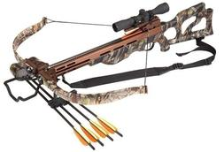 SA Sport Crusader 225 Crossbow and Scope Package 547