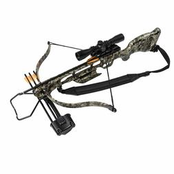SA Sports Empire Fever Pro 175Lb Crossbow Package 235 FPS Ar