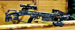 PSE Fang 350 XT Crossbow w/ UPGRADED ILLUMINATED SCOPE, Kryp