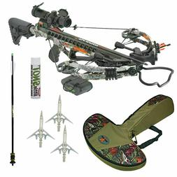 PSE Fang HD Crossbow *Ready to Hunt* Package - Lots of Extra