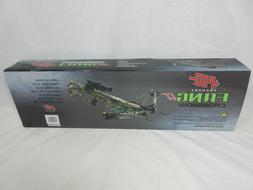 PSE Fang LT Crossbow package Mossy Oak Camo 330 fps 165lbs