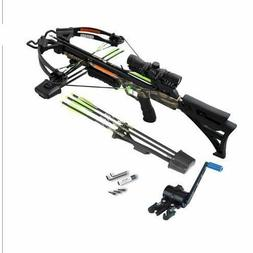 Carbon Express 20309 X-Force Blade Pro Crossbow Kit with Cra