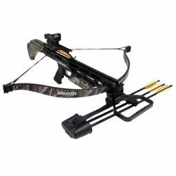 SAS Honor 175Lb Draw Recurve Crossbow Archery Arrows Scope P