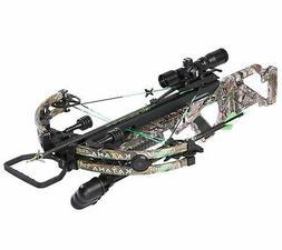 Stryker Crossbows Katana 385 385FPS Camo Suppressor Crossbow