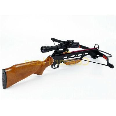 150 Crossbow Scope Arrows 180 80