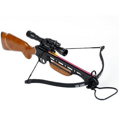 150 Crossbow Bow Scope Arrows