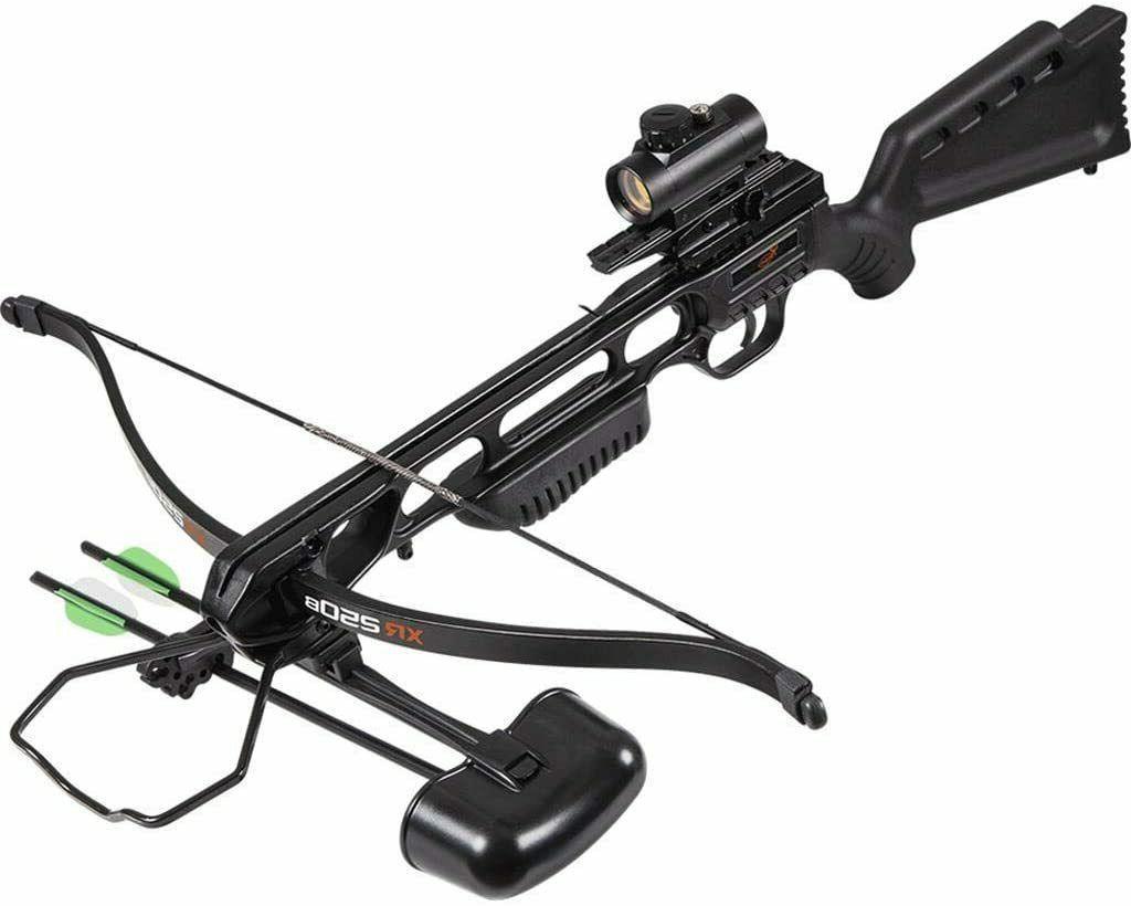 brand new barnett xr250b recurve crossbow black