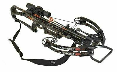 new rdx 400 crossbow scope package mossy