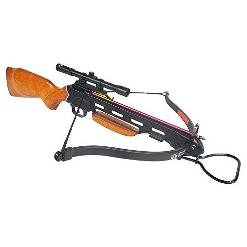 wood hunting crossbow archery bow