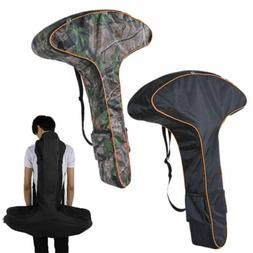 Lightweight T-Shaped Crossbow Bag Carry Case Outdoor Archery