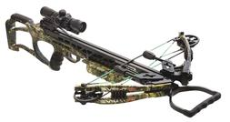 New 2018 PSE Thrive 365 Crossbow Scope Package Mossy Oak Cou