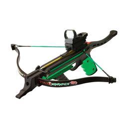 New 2018 PSE Zombie React Handheld Pistol Crossbow 50 Lb Dra
