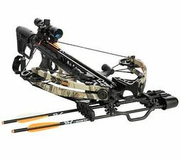 New 2019 BearX Package Saga 405 Crossbow Scope Package Camo