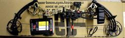 New PSE Brute Force LITE Bow KRYPTEK Camo 70# RH Hunting Rea