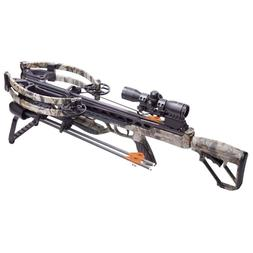 NEW CenterPoint CP 400 Crossbow Package RAVIN R LIMBS Camo H