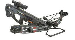 New PSE Fang 350 XT Crossbow Scope Package Kryptek Typhoon M