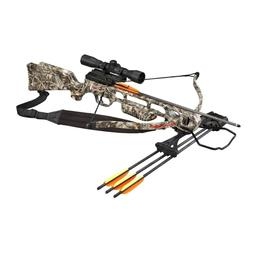 NEW SA Sports Fever 175 lb Recurve Hunting CrossBow Package