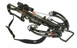 New PSE RDX 400 Crossbow Scope Package Mossy Oak Country Cam