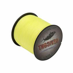 GEVICONT PE Braided Fishing  4-Strands 1094 yards  20lb Test