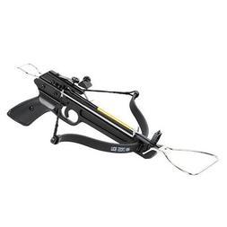 80 lb Pistol Hunting Archery Crossbow bow + 15 Bolts / Arrow