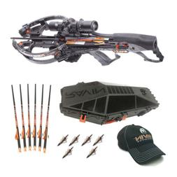 Ravin Crossbows R26 400 FPS Predator Crossbow Package with H