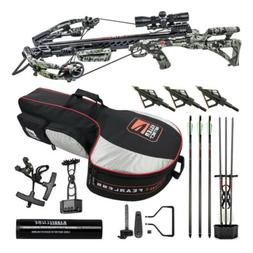 Killer Instinct Ripper 415 FPS Crossbow Kit with Case and HM