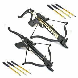 Ace Martial Arts Supply Self Cocking Draw Crossbow Pistol Se