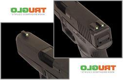 Tru-Glo TG231G1A Fits Glock 42.380 ACP Brite Site Tritium Ni