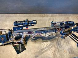 TenPoint Venom ACUdraw RangeMaster Pro Scope Crossbow Packag