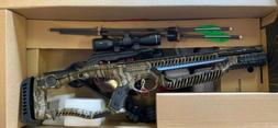 Barnett Whitetail Hunter STR 4x32 Scope 375FPS MO Camo Cross